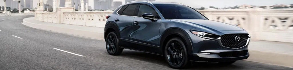 Mazda CX-30 Turbo 2021