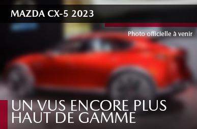 Mazda CX-5 2023